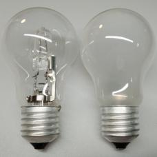 Галогенная лампа E27 e14 40-70-100W 2800K