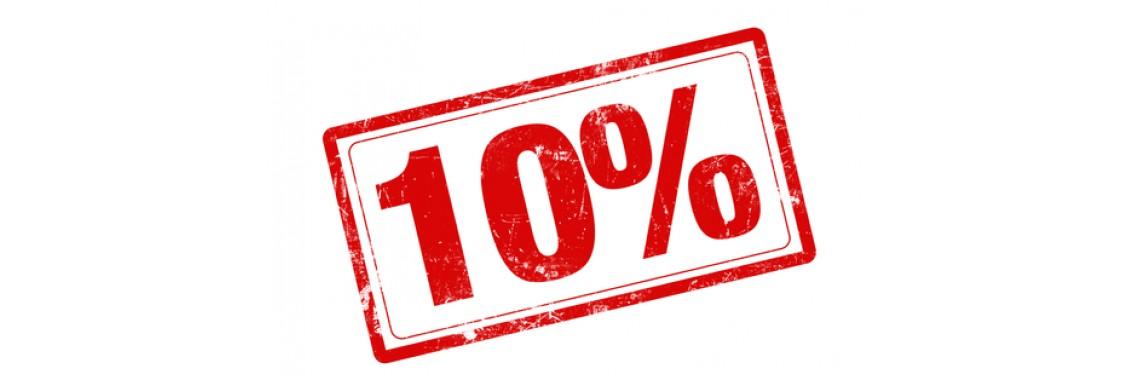 Заработай до 10% от покупателей пришедших от вас!